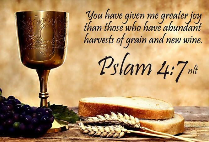 Image result for Psalm 4:7